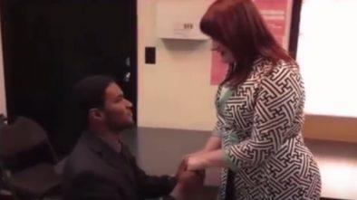 funny wedding proposal videos