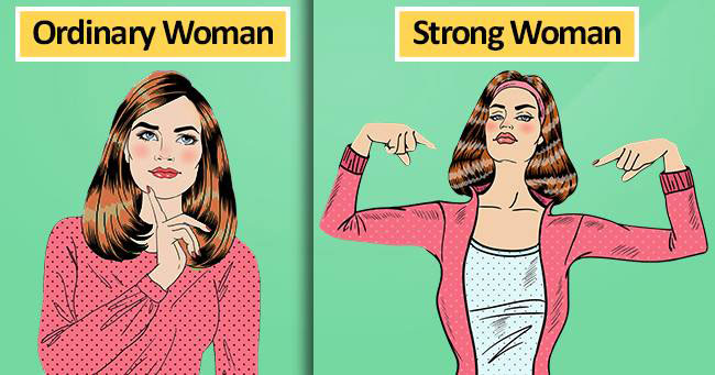 9 Things That Strong Women Do Differently