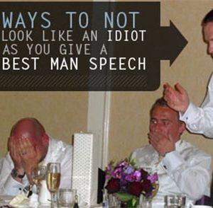 Tip For Writing a Best Man Speech