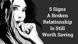 Save Your Broken Relationship