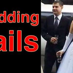 Wedding Fail Videos