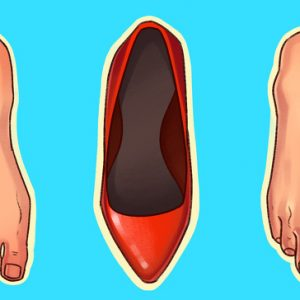 6 shoes that can damage your body