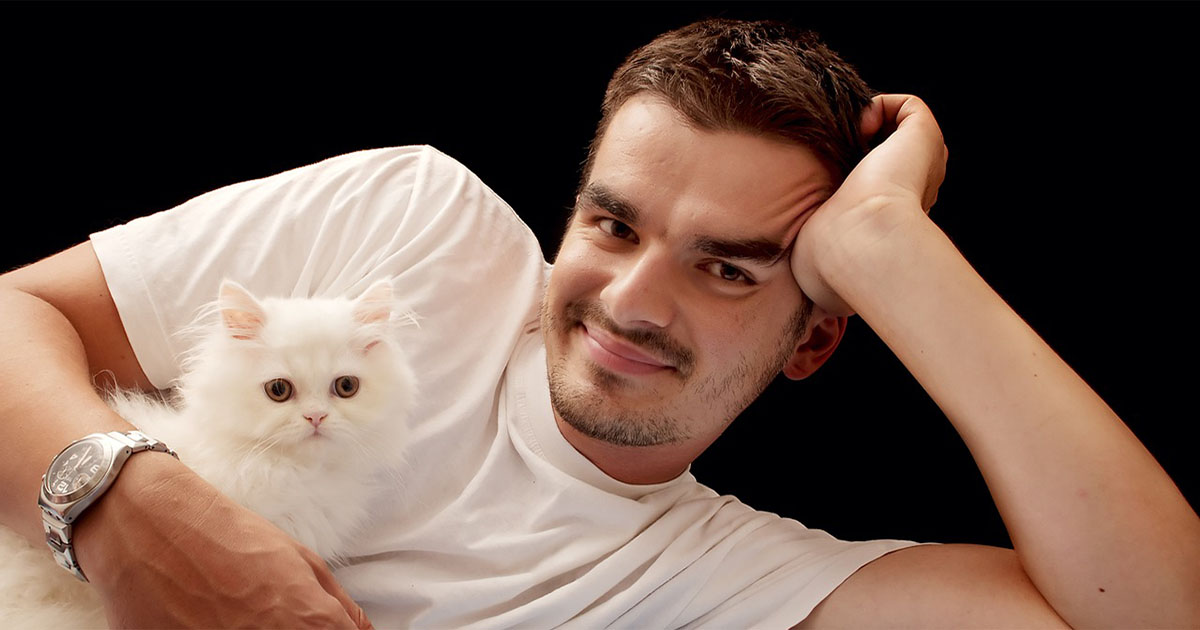single men with cats less likely to find love