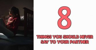 things you should never say to your partner
